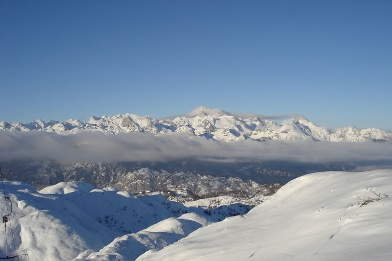 Winter`s Tale in Bohinj - Ski packages